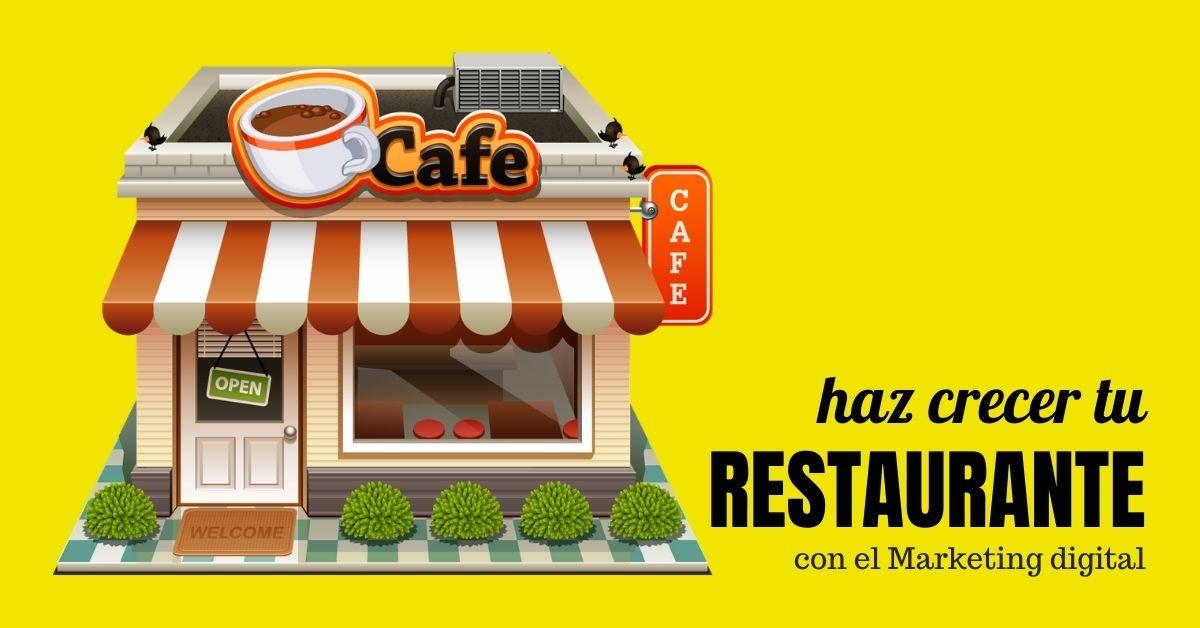 marketing digital para restaurantes - gespronet